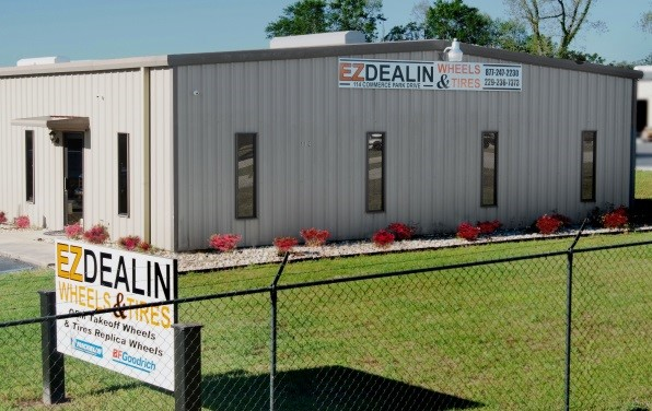 EZDealin Wheels and Tires Thomasville, GA Store